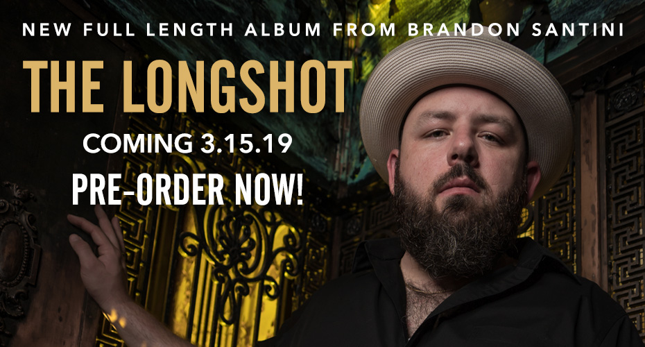 Pre-order The Longshot Now!