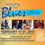 Bonamassa's Keeping The Blues Alive At Sea